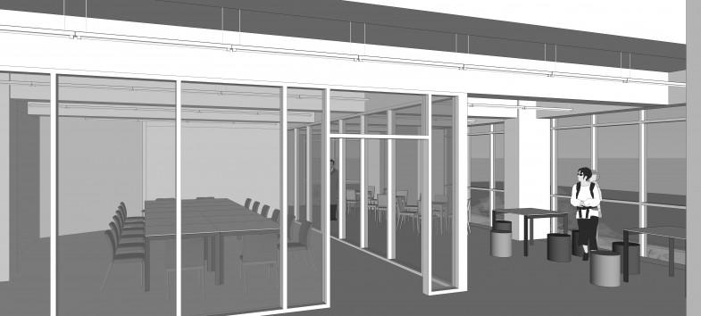 3층 (교육장, 시민편의공간, 사무실)_흑백