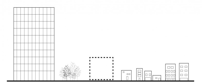 street facade_A